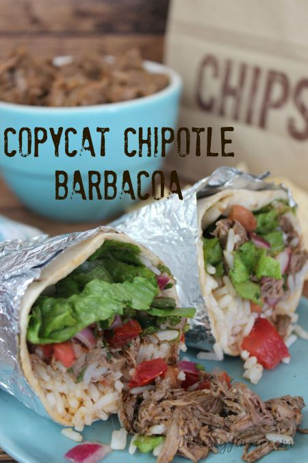 how to make chipotle at home