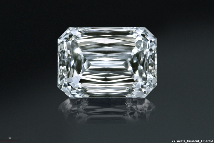 Crisscut Emerald Diamond Crisscut 174 Emerald Collection