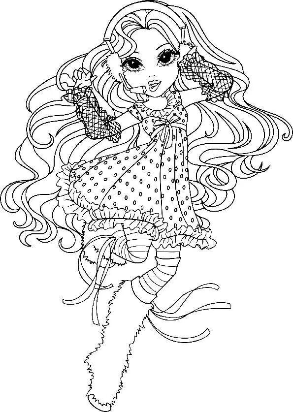 Resultado De Imagen Para Moxie Girlz Coloring Pages