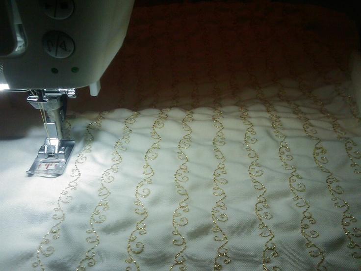 Emboidery Runner..