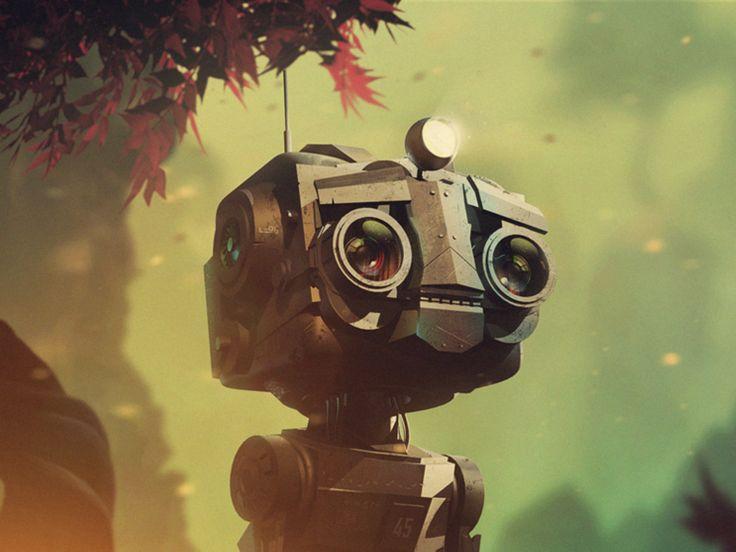 Amazing digital animations by mikael gustafsson