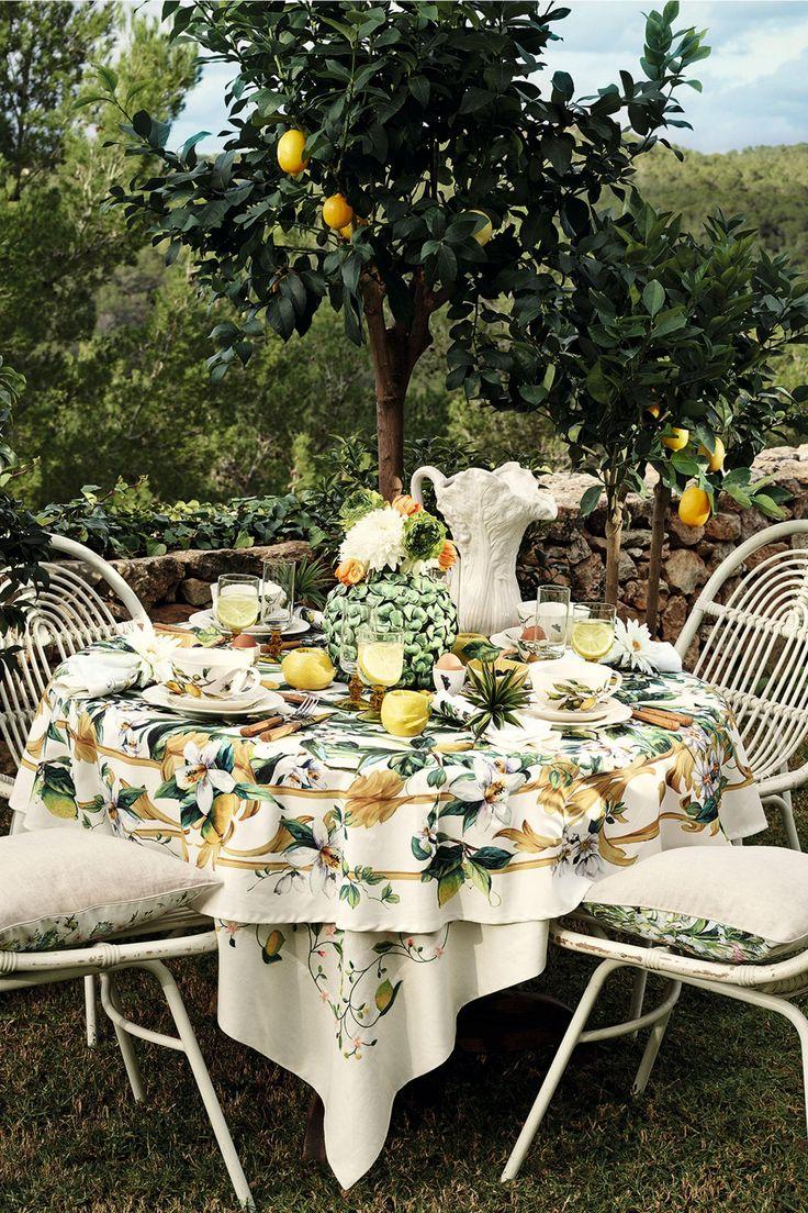 Zara home to open in toronto - Zara Home Outdoor Tableware