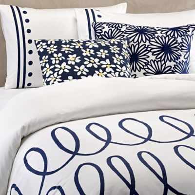 kate spade new york Charlotte Street Duvet Cover Set - BedBathandBeyond.com