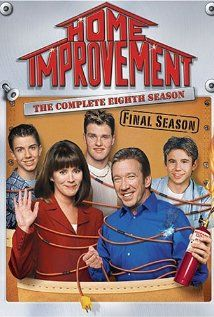 "HOME INPROVEMENT (1991-99). If you like funny man Tim Allen, check him out on ABC's ""Last Man Standing."""