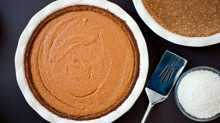 Coconut-Sweet Potato Pie With Spiced Crust by Mark Bittman