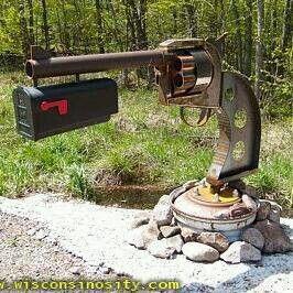 Cool mailbox