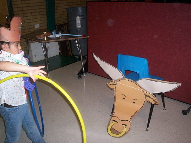 Cowboy Theme  Bull roping. Love this bull!  It will go great with Bessie the cow, two chairs and a yard stick!                                                                                                                                                                                 More