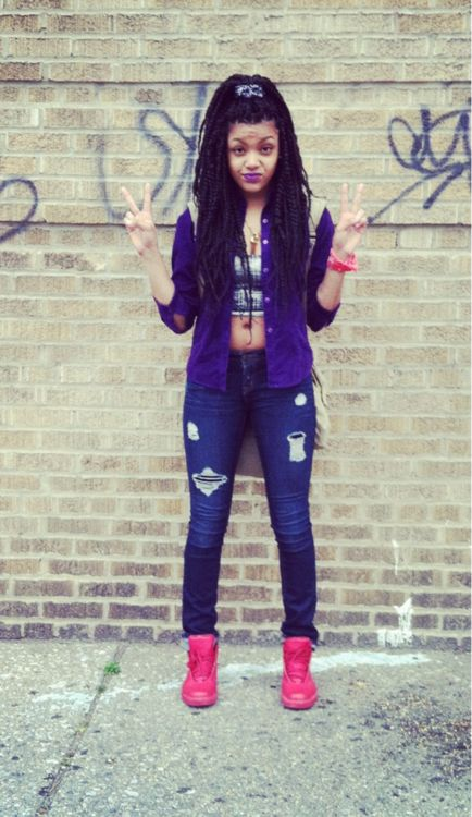17 Best Images About Box Braids And Twists On Pinterest