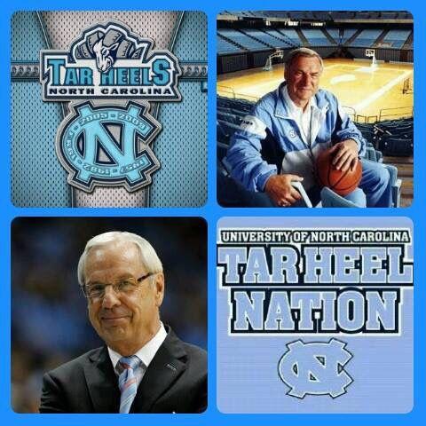 UNC Men's Basketball  !!!!