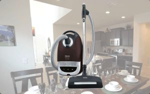 Miele S5981 Capricorn #mielecapricorn #miele #mielevacuum #vacuumcleaner #cleaning #householdme #cleaningtips