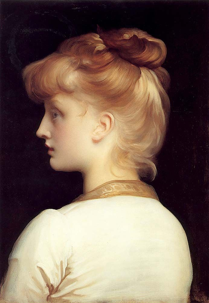"""leighton frederick girl (from <a href=""""http://www.oldpainters.org/picture.php?/28951/category/12790""""></a>)"""