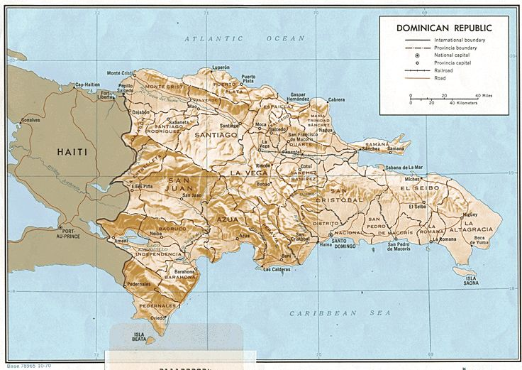 Best Dominican Republic Map Ideas On Pinterest Punta Cana - Dominican republic major cities map