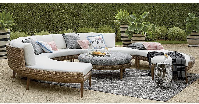 Patio Furniture Sets Frontgate Outdoor Furniture Collections