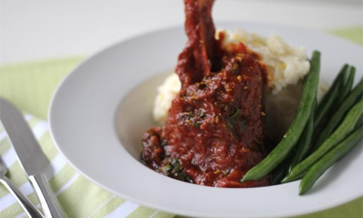 ... Lamb Shanks Red Wine on Pinterest | Rack Of Lamb, Braised Lamb Shanks