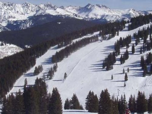 Vail, Colorado - fav place in the world to ski!