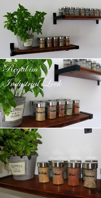 diy regal im industrial look ikea hack alle diys von diycarinchen pinterest diy regal. Black Bedroom Furniture Sets. Home Design Ideas