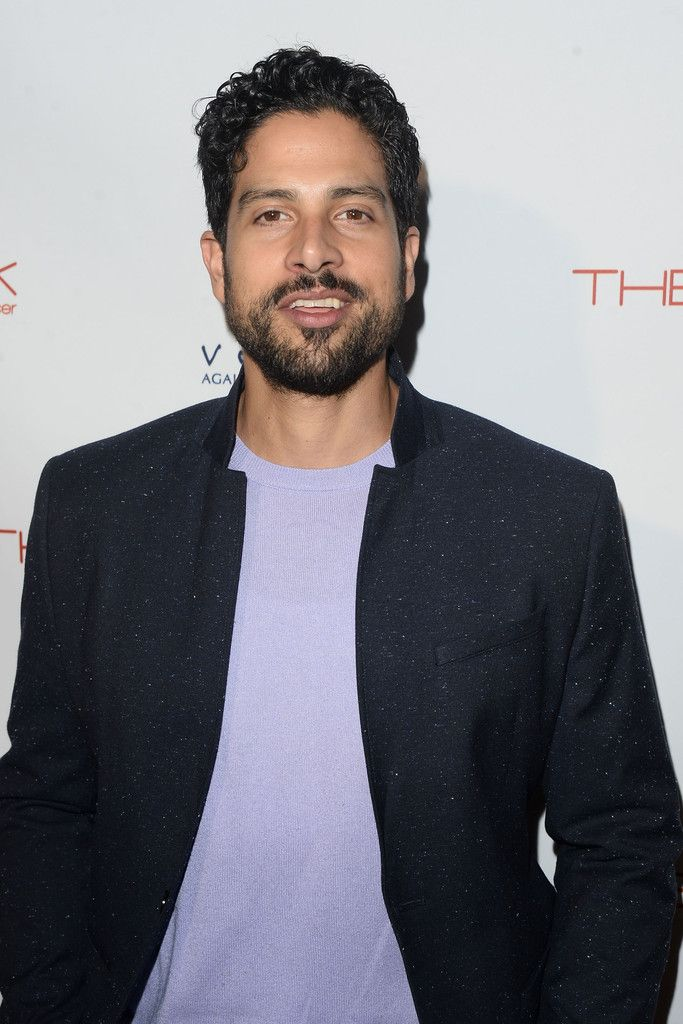 "Adam Rodriguez Photos Photos - Actor Adam Rodriguez arrives at ""The Beauty Book For Brain Cancer"" Edition 2 Launch Party at Le Jardin on December 3, 2015 in Hollywood, California. - 'The Beauty Book For Brain Cancer' Edition 2 Launch Party - Arrivals"