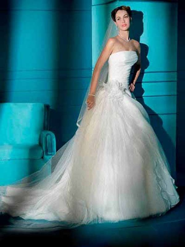 The 1412 best Wedding Dresses images on Pinterest | Wedding frocks ...