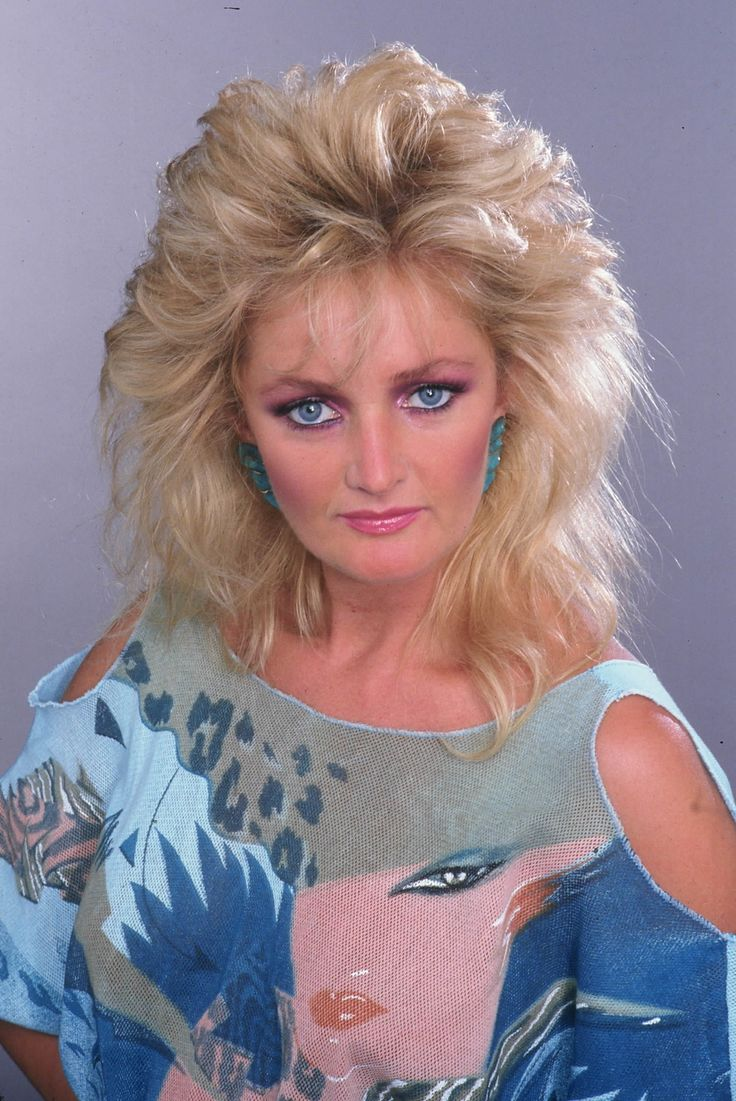 1000+ images about Bonnie Tyler 1980s on Pinterest | The o ...