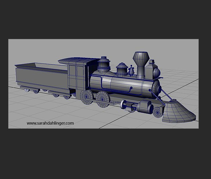 I make 3D art too. I was thinking about writing a page about the Panama Canal Railway but I may cut it. I was using this train model I made in Maya to help me correctly draw a train at a certain perspective.  Ive been on the Panama Canal Railway as part of an amazing trip to Portobelo.  It was a great ride through the country and seeing Gatun Lake so closely was impressive. Its huge!  Heres info about the train: https://en.wikipedia.org/wiki/Panama_Canal_Railway  Heres Portobelo info. The…