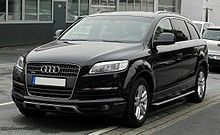 Loving Audi