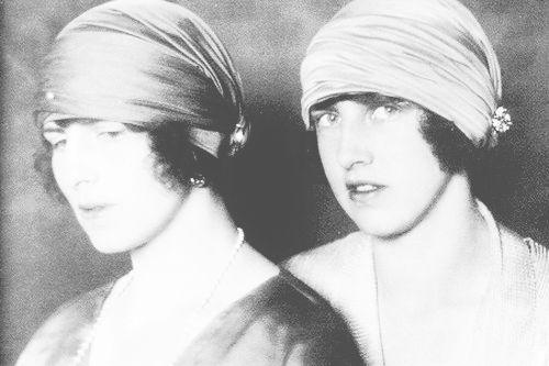 Princesses Helen and Irene of Greece