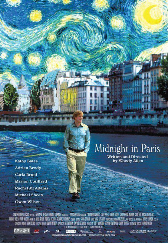 Meia Noite em Paris, filme de Woody Allen tem várias locações em Paris