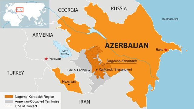#world #news  Baku Denies Man Captured By Separatists Is Azerbaijani…  #StopRussianAggression #FreeKarpiuk #lbloggers @thebloggerspost