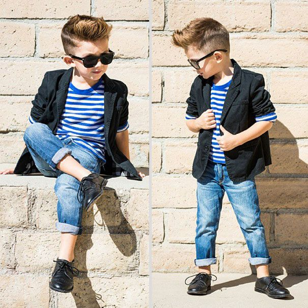 19 Photographs of Seriously Stylish Kids