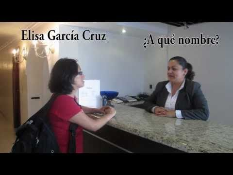 ▶ Real Spanish conversations: arriving at the hotel/llegando al hotel - YouTube