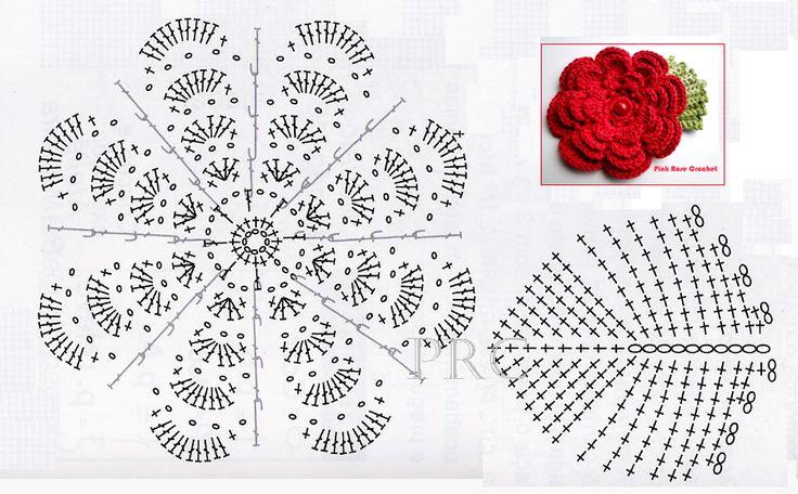 Flor+Croche+Camadas+de+Pétalas++Gráfico.PNG (894×554)