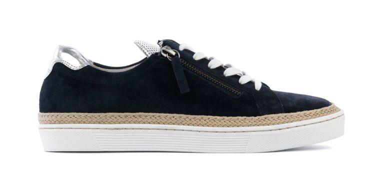 uitgezocht Gabor Sneakers Dames (Blauw)