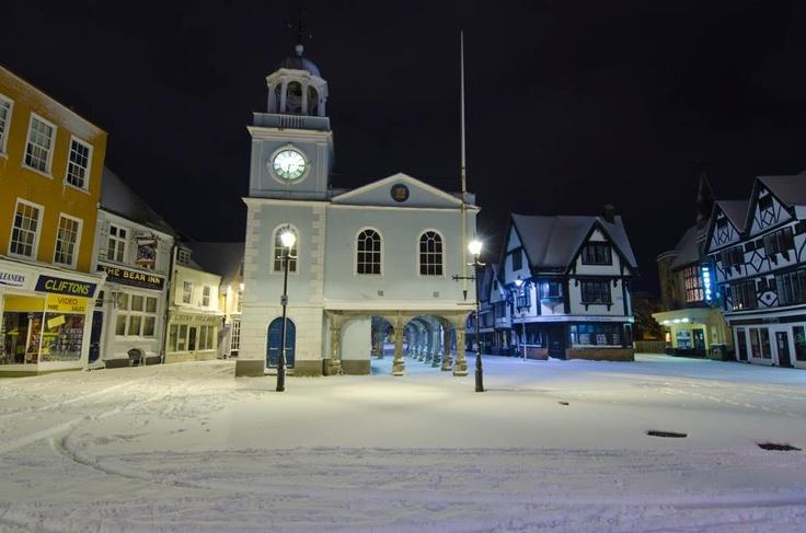Faversham Snow 2012