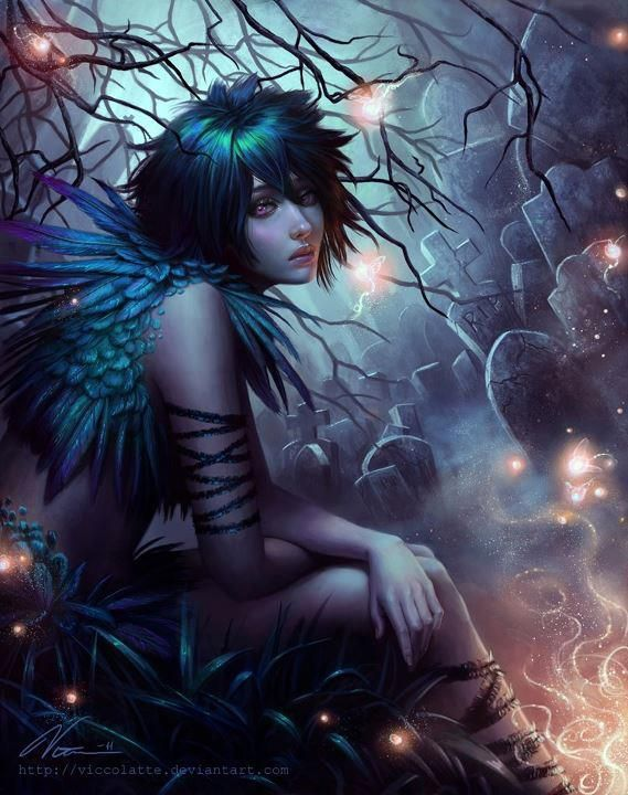 Loh fairy or harpy? Feathers give it a harpy feel so I put it in harpy. #Fairy #Fantasy #Harpy