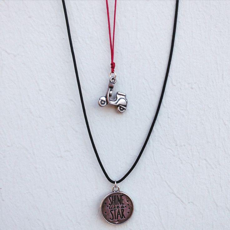 Men's necklaces  by @bohemian__dreams
