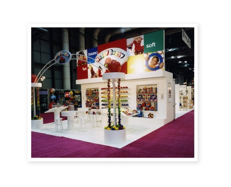 Custom Tradeshow Booth Design