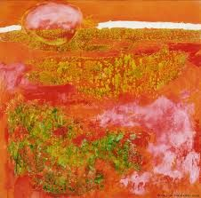 Reidar Särestöniemi: Punapartainen jänkä 1970