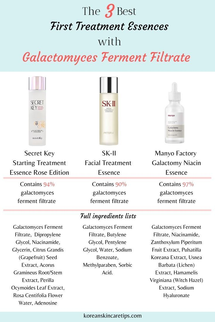 What Is Galactomyces Ferment Filtrate Korean Skincare Tips In 2020 Fermentation Skin Care Korean Skincare