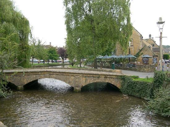 England, UK: Bourton-on-the-Water