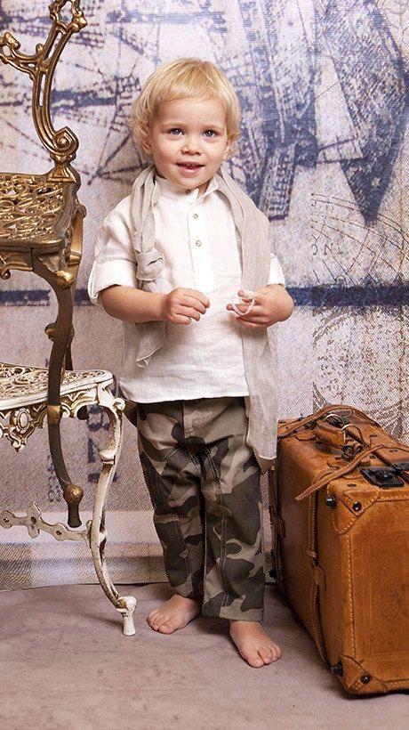 DOLCE bambini Christening Suit Sty.No 143-11 by StyledByAlexandros