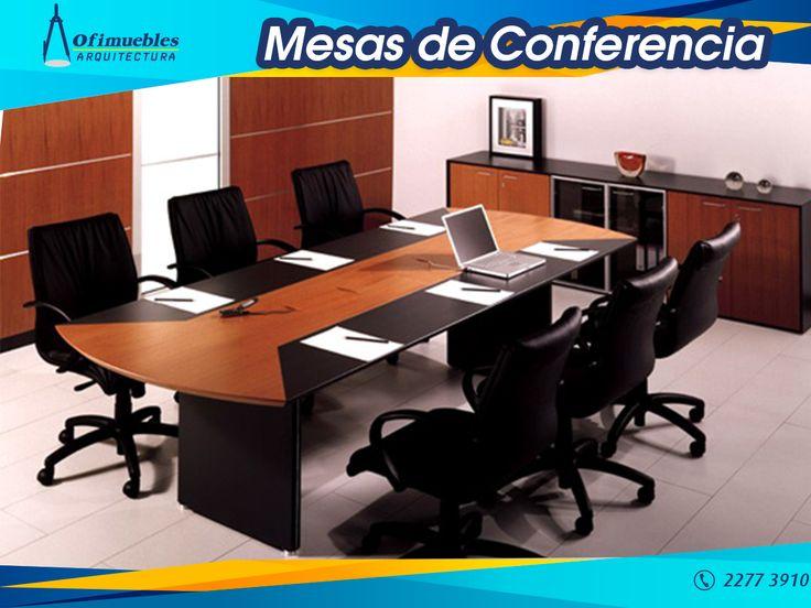 Una oficina elegante sabe que necesita una mesa de conferencia adecuada.