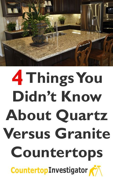 4 Things You Didn T Know About Quartz Vs Granite Granite