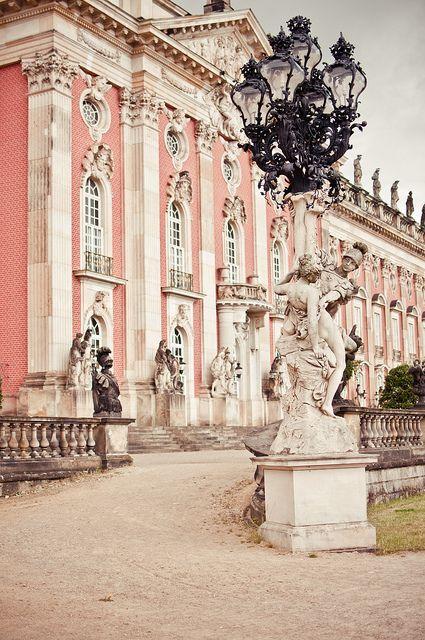 Neue Palast,  Potsdam
