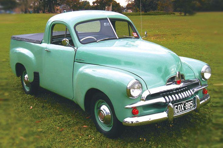 Holden FJ Utility