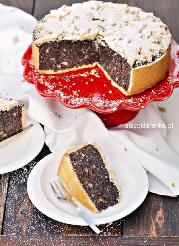 7e55ffb0c Na świątecznym stole nie może zabraknąć ciast z makiem. Zamiast kupować  gotową masę makową, warto zmielić mak w domu, efekt będzie smaczniejszy i  zdrowszy.
