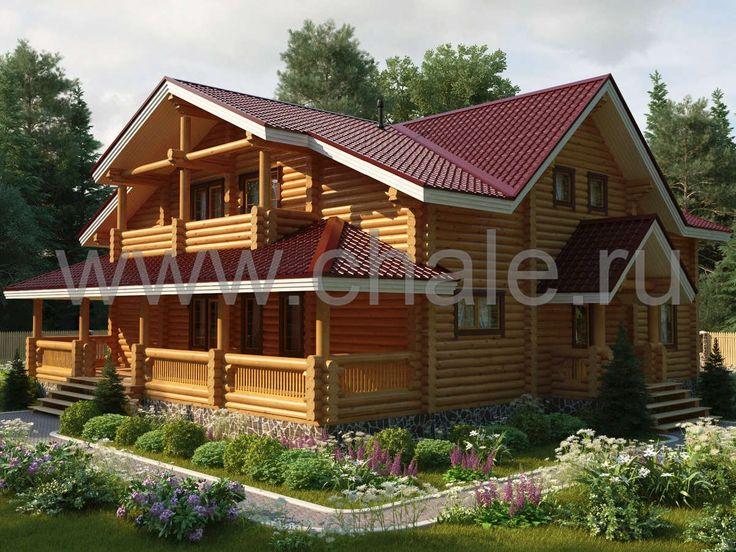 Рыбинск - Деревянные дома из бруса. Отличный выбор домов по оптимальным ценам