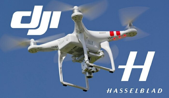 Leading Chinese Drone Company DJI Aquires Hasselblad | Fstoppers - Fstoppers