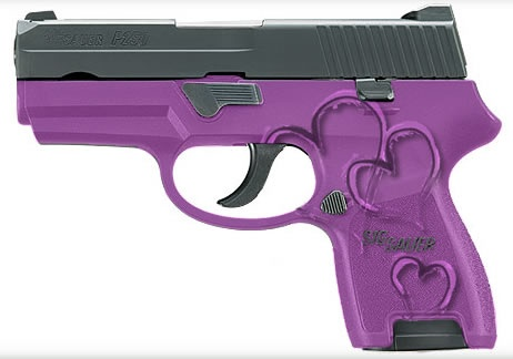 purple handguns - Google Search http://www.concealedcarrie.com/
