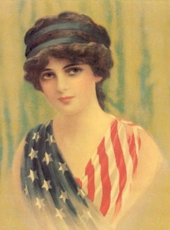 Vintage 4th Of July Images Part 2 via GretasDay.com
