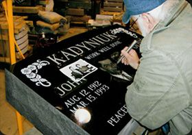 Knowledge, trust, craftsmanship, quality - these are what define Larsen's Memorials. Larsen's takes pride in creating memorial stones as individual as the loved one it pays respect to. Our craftsmen use the finest granite available and accept nothing less than the highest level of workmanship in all that they do.CAll: (204) 633-5053
